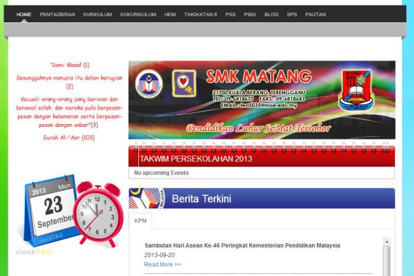 VLE FROG SMK MATANG@SEMAT BESTARI